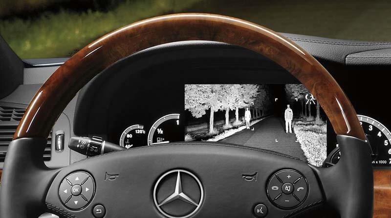 Mercedes S550